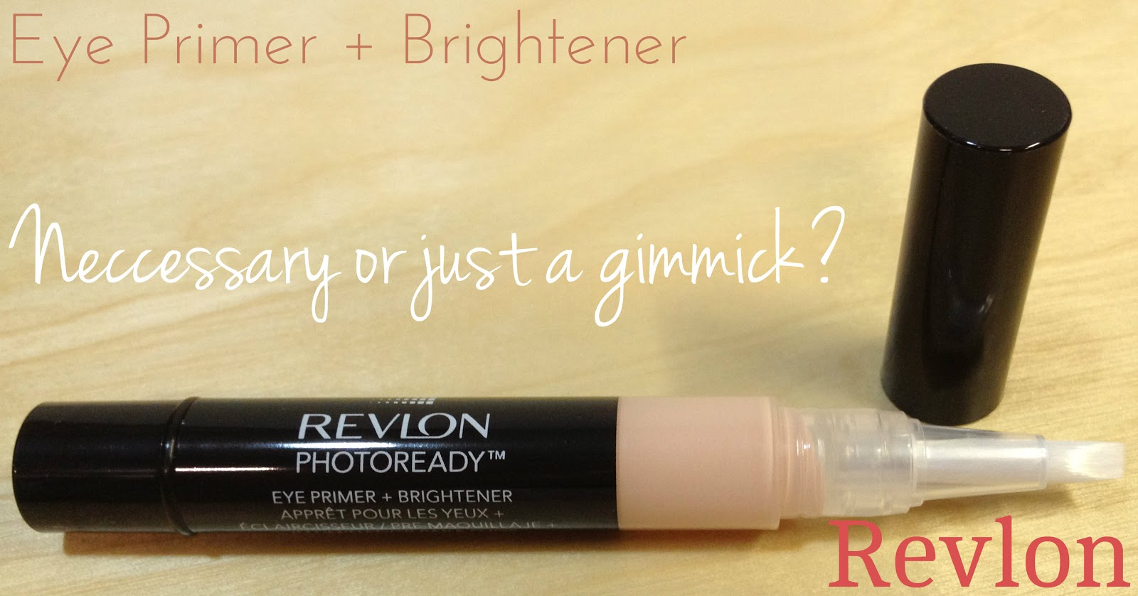 Photoready Eye Primer + Brightener by Revlon #16